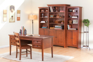 Whitter Home Office Furniture at the Wooden Chair