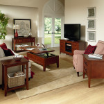 Whittier Wood Furniture McKenzie Living Room