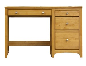 Archbold Alder 4-Drawer Desk
