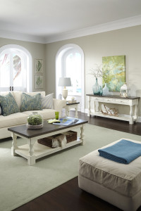 WhiteWood Tuscan Living Room Set