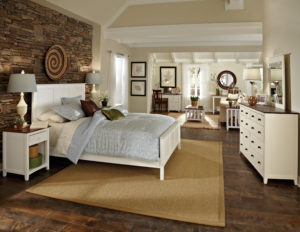 WhiteWood Bedroom Furniture