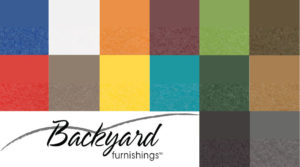 Backyard Colors for Outdoor Furniture Order