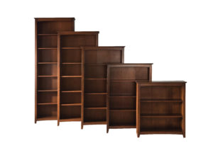 Bookcase Sale at The Wooden Chair - Quality Finished Furniture and Unfinished Furniture